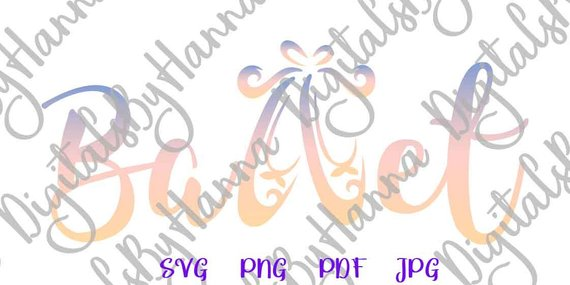 Ballet Dance Vector Clipart SVG File for Cricut