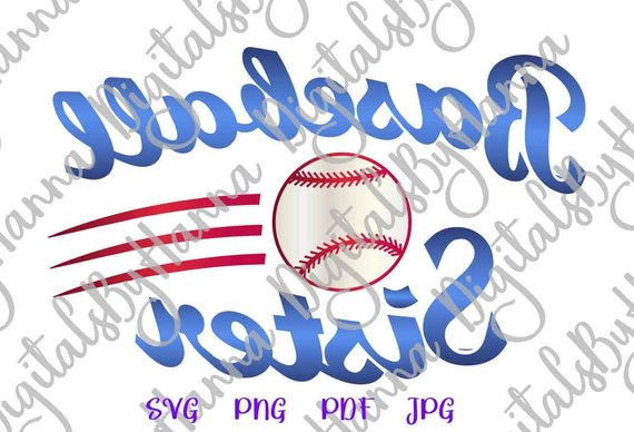 Baseball Sister Cutter Visual Arts Stencil Maker Papercraft