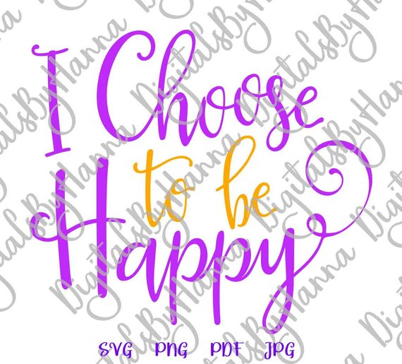 Choose Happy Visual Arts Stencil Maker Papercraft