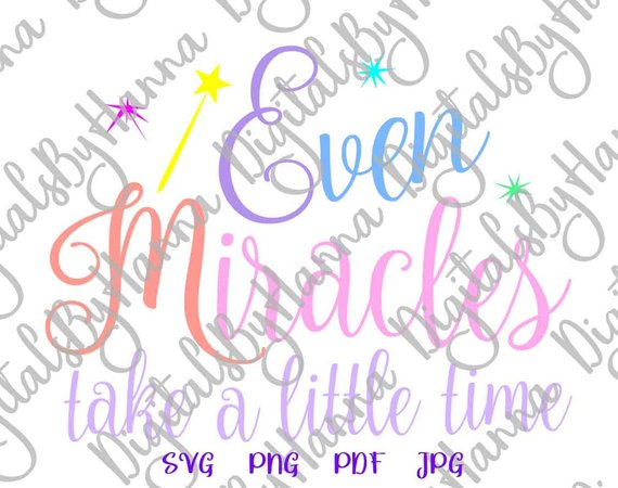 Even Miracles T ivf Onesie Quote Saying Word Print Newborn