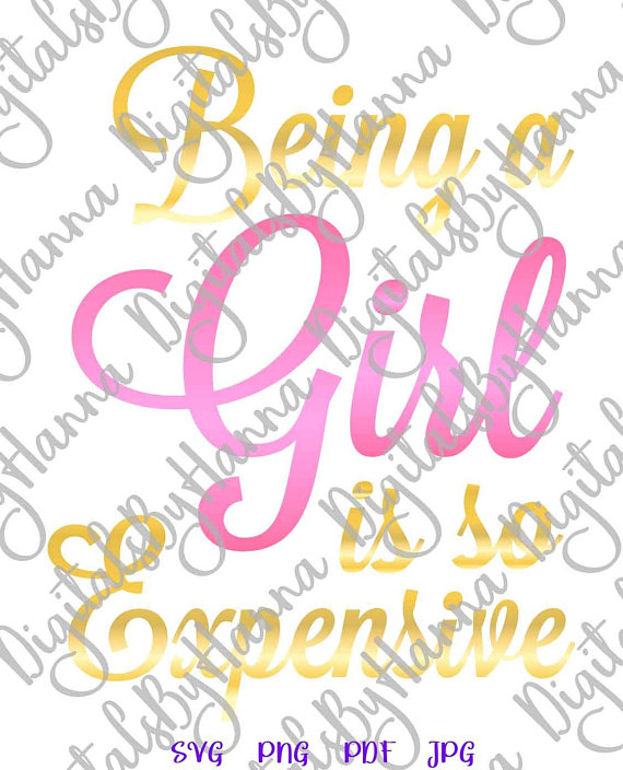 Girl Expensive Cutter Visual Arts Stencil Maker Papercraft