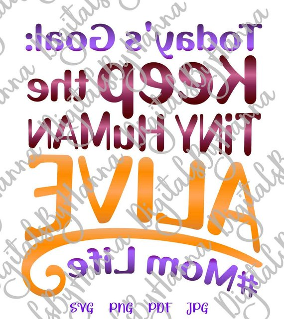 Momlife SVG Cutter Visual Arts Stencil Maker Papercraft Goal Keep