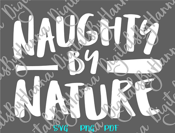 Naughty by Nature Scrapbook Ideas Files for Laser