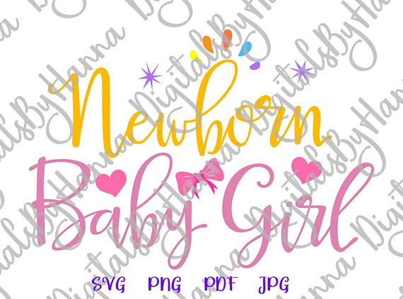 Newborn Baby Girl Coming Take Home Outfit Onesie Shower Sign
