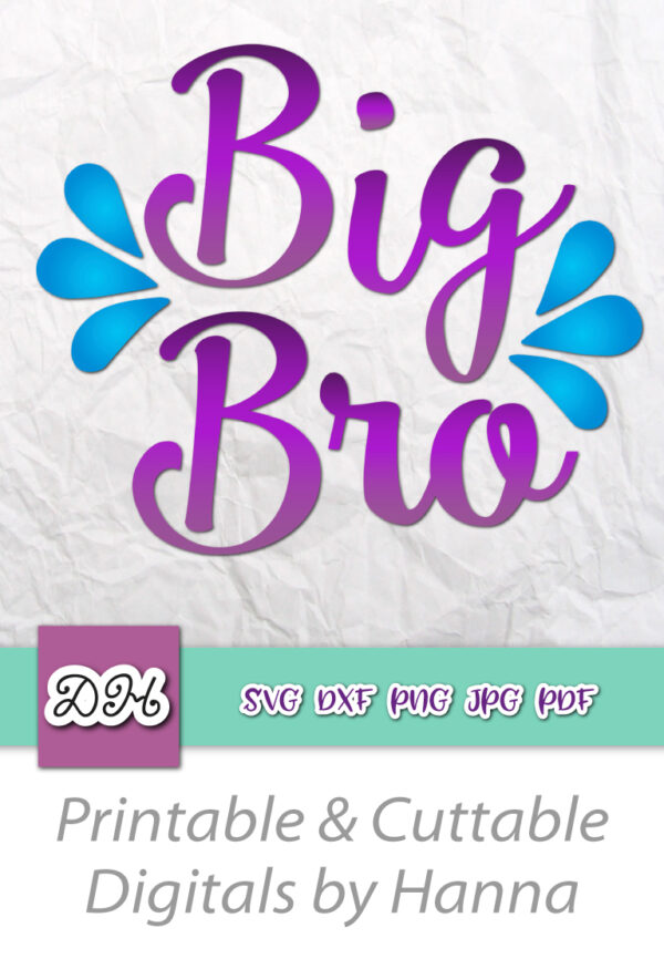 Printable and Cuttable SVG DXF PNG JPG PDF Files