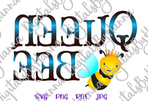 Queen Bee Cutter Visual Arts Stencil Maker Papercraft