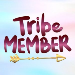 Tribe Member Vector Clipart SVG File for Cricut