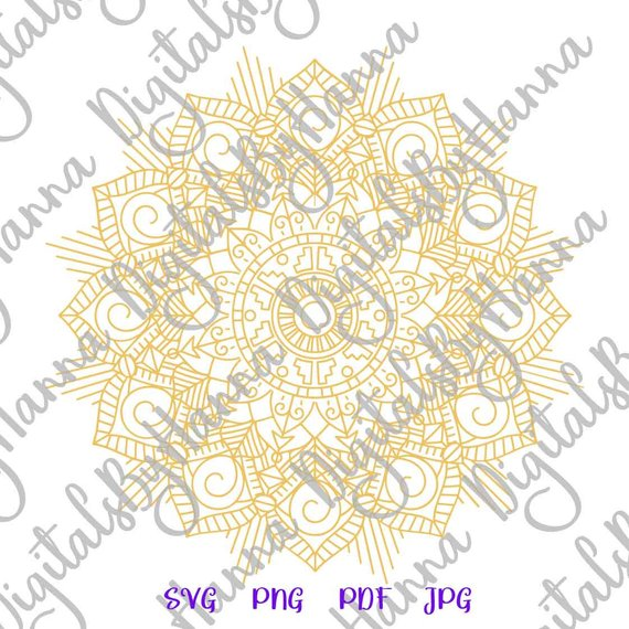 Zentangle SVG Scrapbook Ideas Files for Laser Shirt Bag