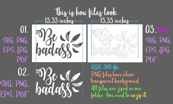 be badass sarcastic svg files for cricut snarky sassy tshirt tee word print silhouette cut