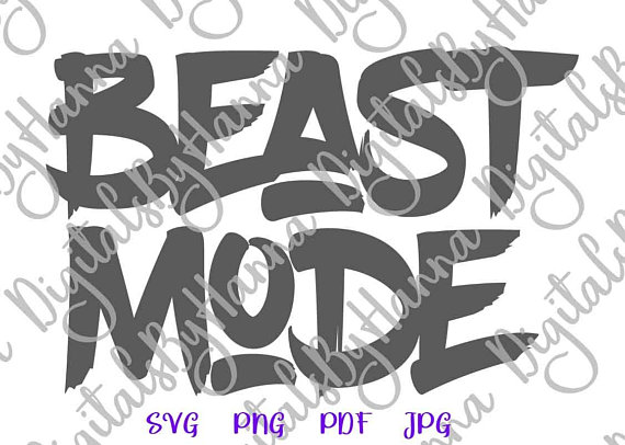 beast mode shirt sign run weight loss gym fitness