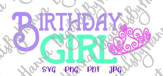 birthday girl baby onesie 1st princess vector clipart svg