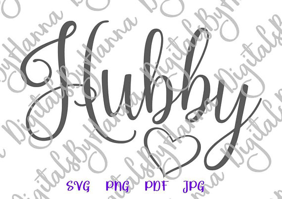 hubby tshirt honeymoon svg files for cricut just married newlywed husband