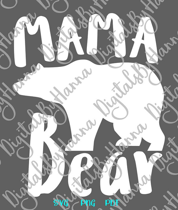 mama bear svg momlife svg new mother tshitr tee