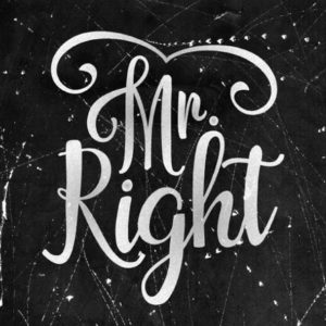 Mr Right Honeymoon SVG Just Married Couple Matching Newlywed New Husband Hubby