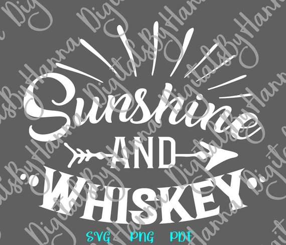 sunshine and whiskey glass mug cup scrapbook ideas files for laser