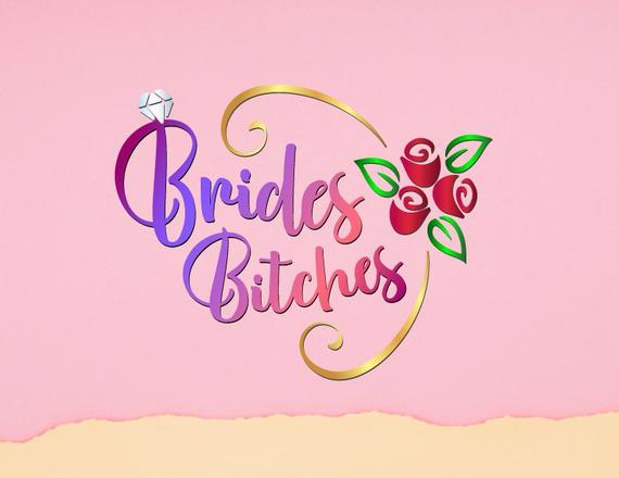 bachelorette svg files for cricut saying brides bitches bride swearing