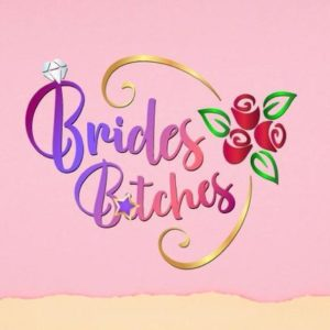 brides bitches svg bride swearing alternative word print