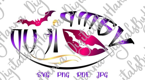 happy halloween svg files for cricut bat vampire party decoration cut