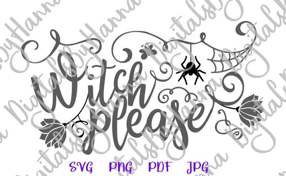 happy halloween svg files for cricut witch please clipart invite