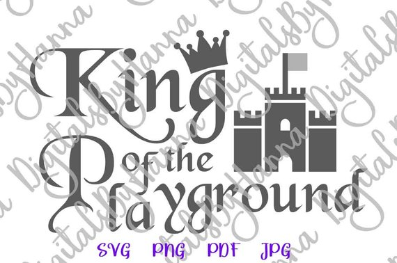 Little Boy Swag King Playground Clipart Crown Castle Print Sign Clothes Outfit