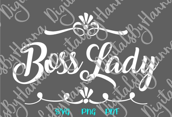 Office SVG Boss Lady Work Girl Woman Mug Tumbler Coworker Gift