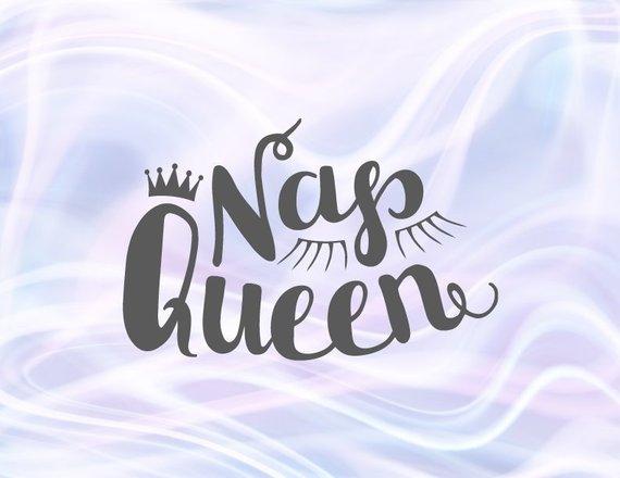 Saying Nap Queen Baby Girl Onesie Svg Print Shirt Little