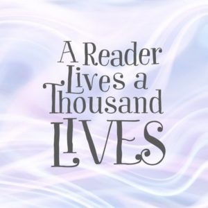 Reading SVG Files for Cricut Saying a Reader Lives a Thousand Lives Book Worm