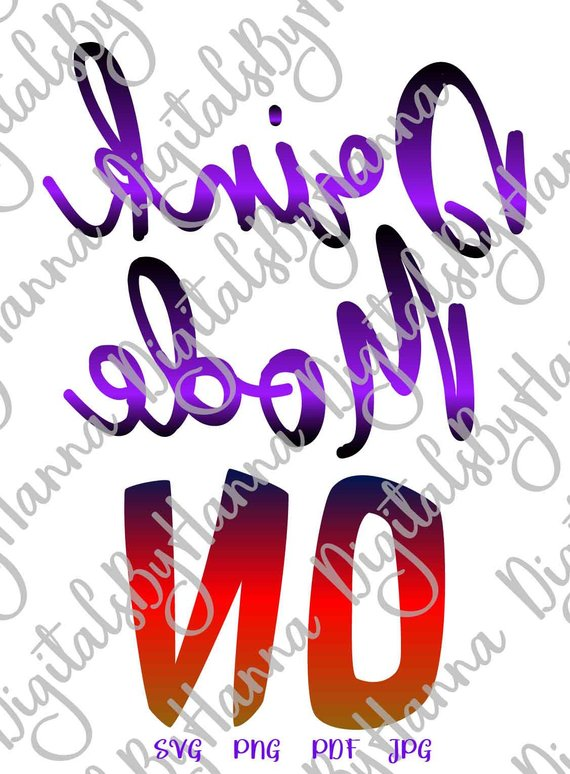 Wine SVG Files for Cricut Saying Drink Mode ON SVG Funny Quote Drinking