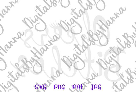 Cheers Bitches SVG Bride Tribe Team Squad Sign Word Print Cut