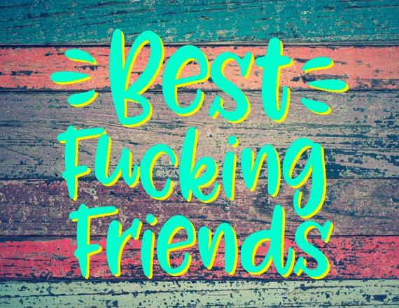 BFF SVG Best Fucking Friends SVG Bitch Forever Quote Sign Print Swearing Tee