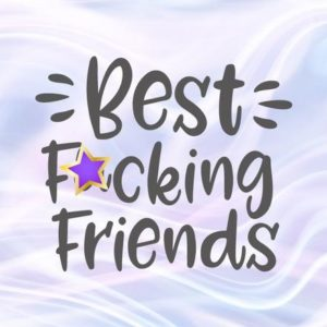 BFF SVG Best Fucking Friends SVG Bitch Forever Quote Swearing Laser Cut Vector