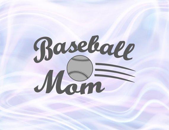 Baseball SVG Files for Cricutl Mama Mom life Player Loud Proud Sport Family Ball Shirt