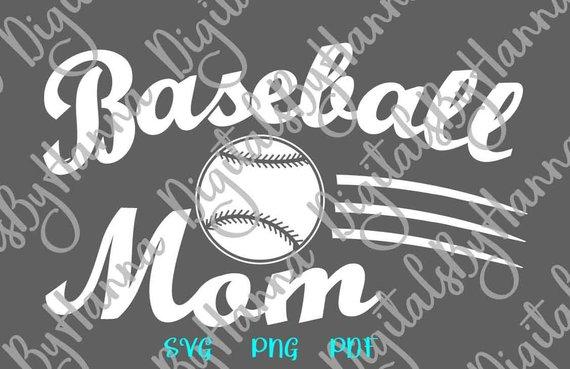 Baseball SVG Mama Mom life Player Loud Proud Sport Family Ball t-Shirt Clipart
