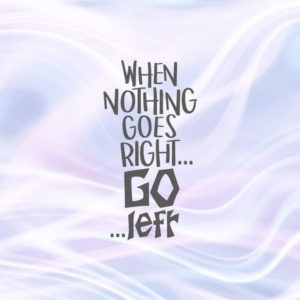 Sarcastic SVG Files for Cricut Saying When Nothing Goes Right Go Left Funny Quote