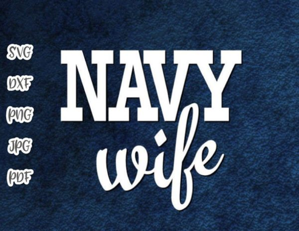 Navy Wife Proud US Marine Corps Wifey Cloth T Shirt Tee Hat USMC Coast Guard Military